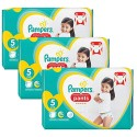 340 Couches Pampers Premium Protection Pants taille 5 sur Sos Couches