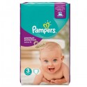 68 Couches Pampers Active Fit taille 3 sur Sos Couches