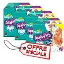 476 Couches Pampers Active Fit taille 3 sur Sos Couches