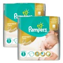 176 Couches Pampers New Baby Premium Care taille 1 sur Sos Couches