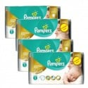 198 Couches Pampers New Baby Premium Care taille 1 sur Sos Couches